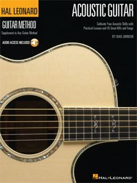 The Hal Leonard Acoustic Guitar Method bokomslag
